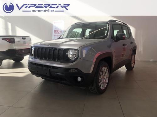Jeep Renegade Sport 1.8 2021 0km Entrega Inmediata