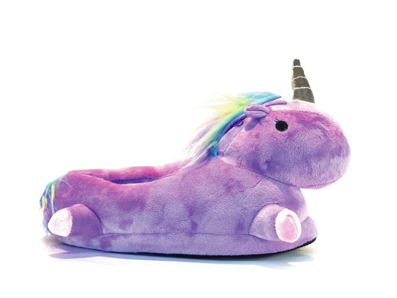 Pantuflas Unicornio Luces Led Originals Importadas Ver Video