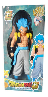 Figura Dragon Ball Super Gogeta Blue 33cm Articulado