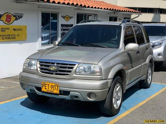 Chevrolet Grand Vitara At 2500 4x4