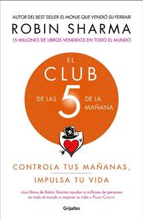 El Club De Las 5 De La Mañana - Libro Digital