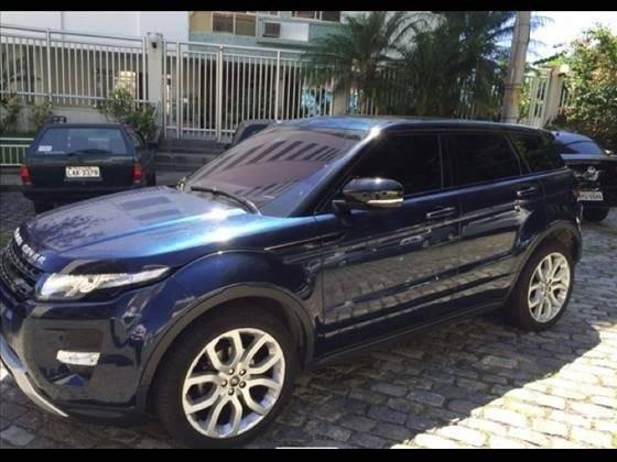 Land Rover Range Rover Evoque 2.0 Dynamic 4wd 16v Gasolina 5