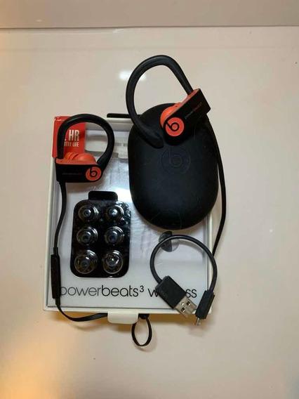 Fone Powerbeats3 Wireless