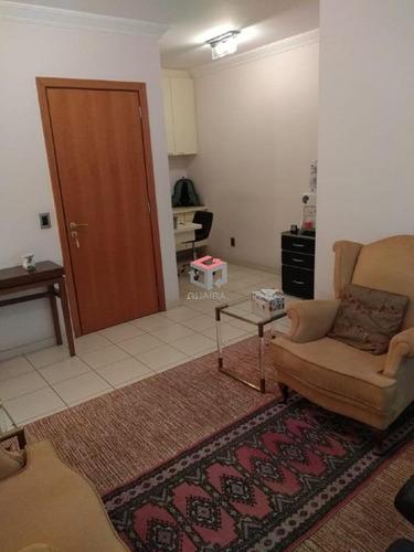 Imagem 1 de 6 de Sala Comercial Para Locação, 30,68 M² - Jardim Bela Vista - Santo André / Sp  - 95106