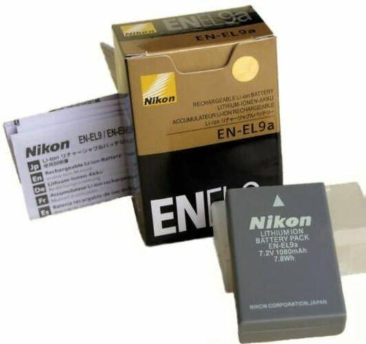 Bateria Original Nikon En-el9a D40 D40x D60 D5000 D3000