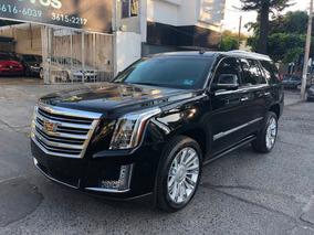 Cadillac Escalade 6.2 Plinum 4x4 At Año 2016