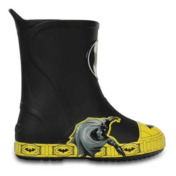 Crocs - Bump It Batman Boot_203517-001