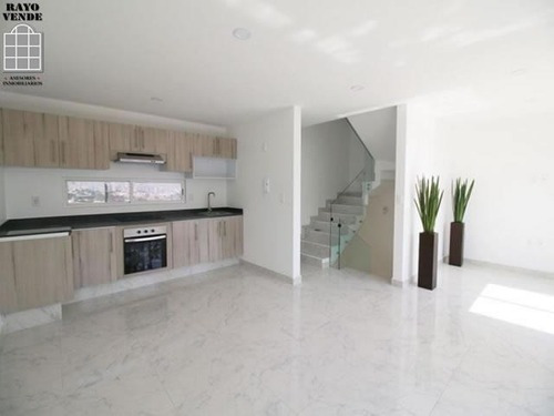 Casa En Condominio - San Bartolo Ameyalco