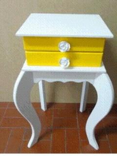 Mesas Vintage Estilo Peinadoras