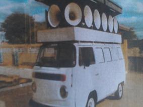 Combi Carro De Som