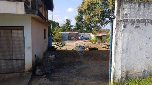 Terreno À Venda, 4200 M²- Felipe Camarão - Natal/rn - Te0093