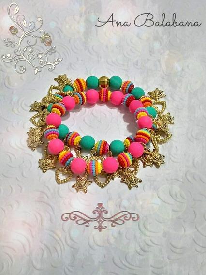 Conjunto De Pulseiras/braceletes