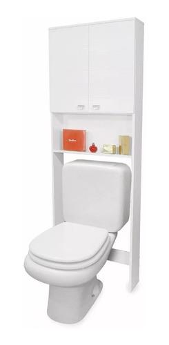 Mueble Sobre Inodoro Baño Organizador Kromo-s