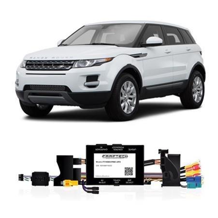 Desbloqueio De Tela Range Rover Evoque 2016 Faaftech