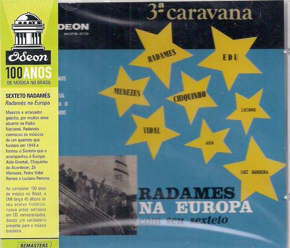 Radamés Gnatalli - Radamés Com Seu Conjunto Na Europa