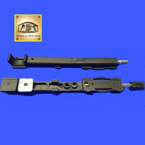 Imagen 1 de 6 de Pasador Puerta Aluminio H 49 Encolizar Modena A 30 X 5 Unid