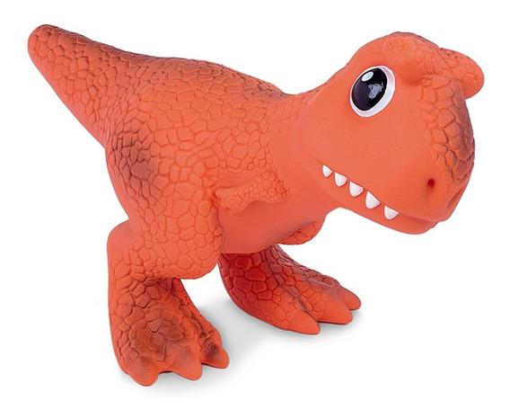 Dinossauro Carnotauro De Borracha Com Som
