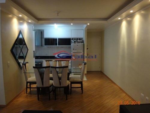 Apartamento - Planalto - São Bernardo Do Campo - Gl37138