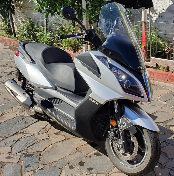 Kymco Downtown 300i Abs - Barbada Quase Zero