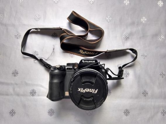 Câmera Fotográfica - Fujifilm Finepix S9500 - À Pilha