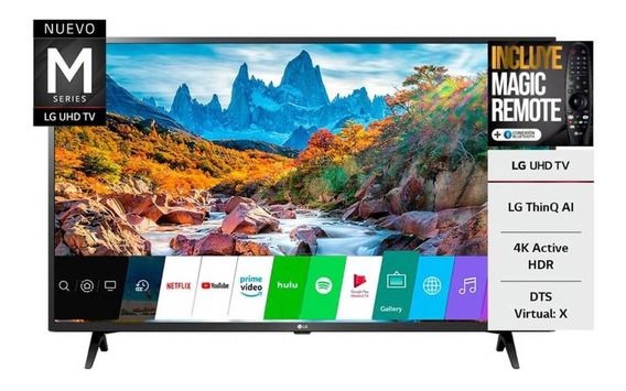 Smart Tv Led 50 Lg Um7360 4k Uhd Hdr