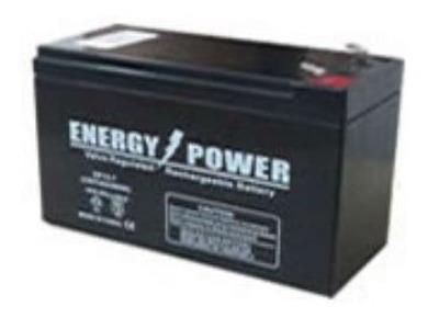 Bateria Selada Para Brinquedos Carrinhos Fapinha 12v 7ah