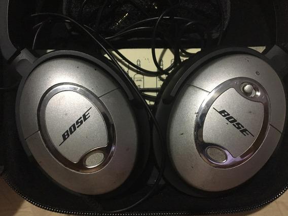 Fone Bose Quiet Confort 2 - Qualidade Top
