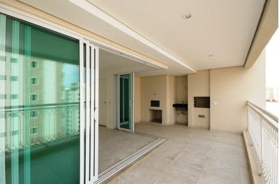 Apartamento Anália Franco - Terraço Gourmet 177m²