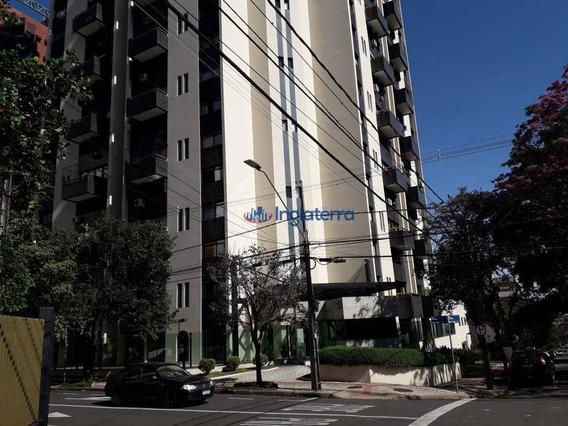 Apartamento À Venda, 220 M² Por R$ 650.000,00 - Centro - Londrina/pr - Ap1184