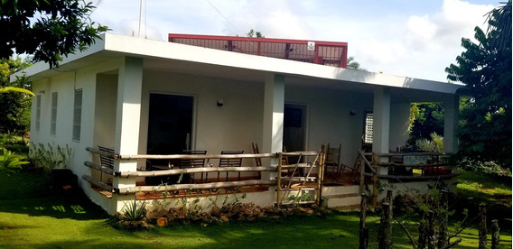 Large Fruit Farm And Farmhouse 30 Minutes From Santo Domingo