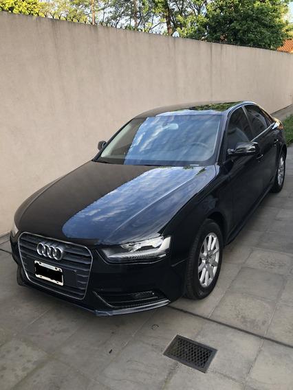 Audi A4 1.8 Tfsi Attraction - Negro