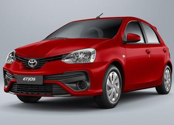 Toyota Etios 1,3 X 16v Flex 4p Automático