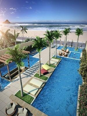 Apartamento Residencial Em Rio De Janeiro - Rj, Recreio Dos Bandeirantes - Ap00859