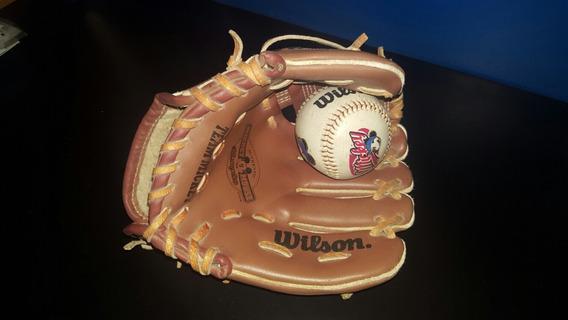 Luva Basebol Original Wilson ( Versão Mickey Mouse) Coleção