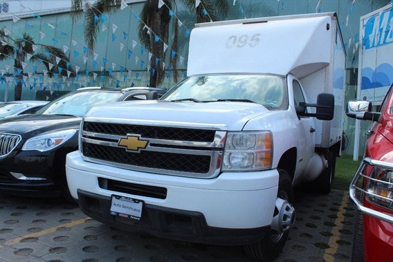 Chevrolet 3500 Gas Manual Blanco 2013