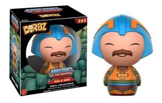 Figura Man-at-arms Dorbz Funko Motu Masters Universe He-man