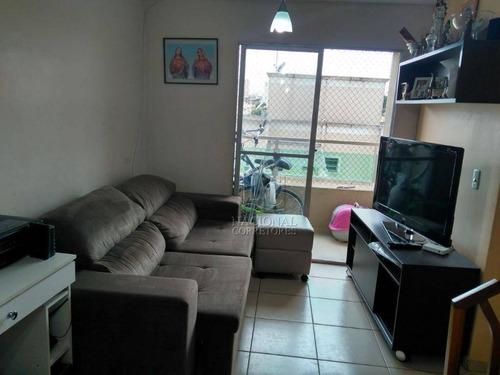 Apartamento Residencial À Venda, Vila São Pedro, Santo André. - Ap6880