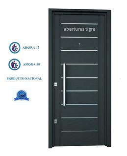 Puerta De Seguridad Atex Ch18 89x205 Cuota A12 Y A18