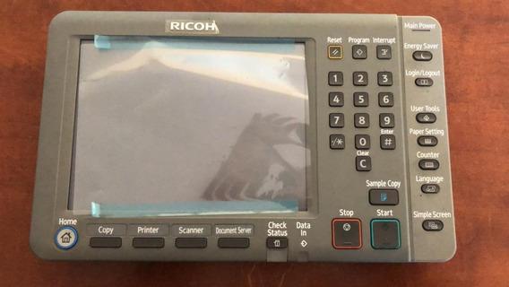 Diplay Impressora Ricoh Pro 8100 - Lanier Pro 8110 - Savin P