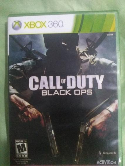 Jogo Xbox 360 Call Of Duty Black Ops