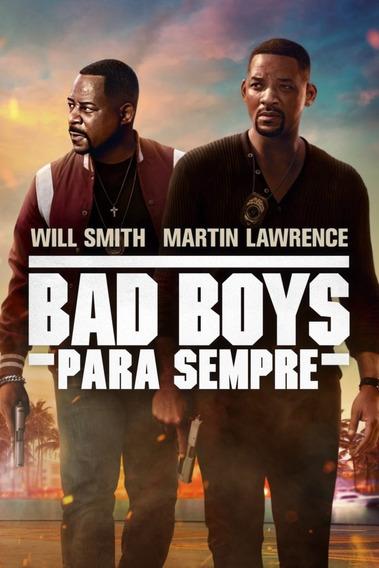 Bad Boys 3 - Para Sempre - 1080p Full Hd - Dual Áudio