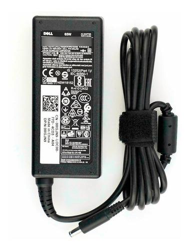 Imagen 1 de 1 de Cargador Dell Original 19.5v 3.34   4.5x3.0mm 65w