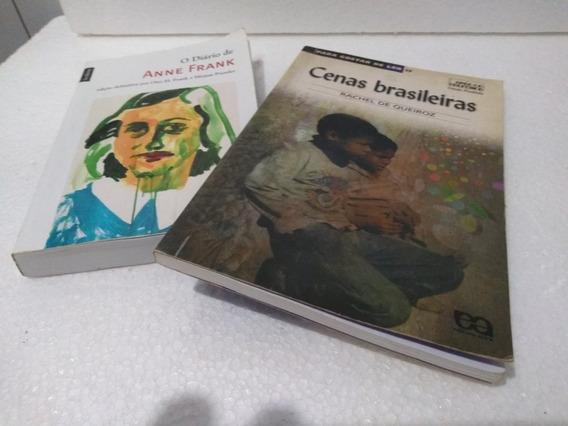 Ó Diário De Anne Frank/ +cenas Brasileiras De Brinde