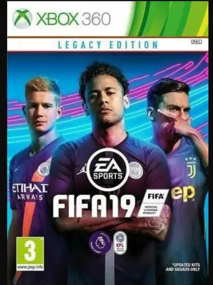 Fifa 19 E Gta San Andreas Em Mídia Digital Para Xbox One/360
