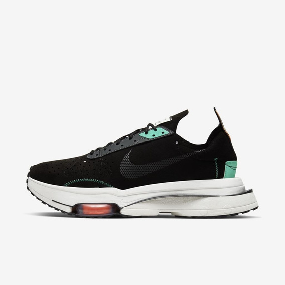 Tenis Nike Air Zoom Type N.354 Black Menta