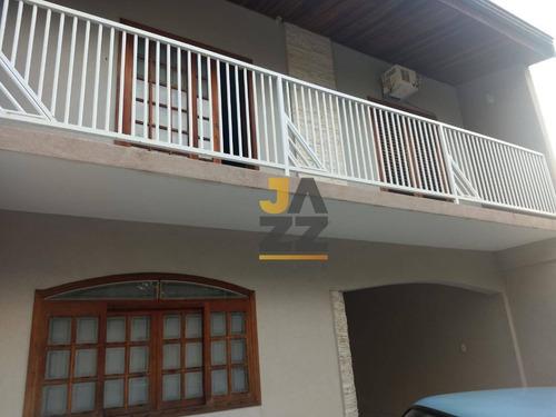 Imagem 1 de 30 de Linda Casa Com 3 Dormitórios À Venda, 205 M² Por R$ 640.000 - Parque Novo Mundo - Americana/sp - Ca13412