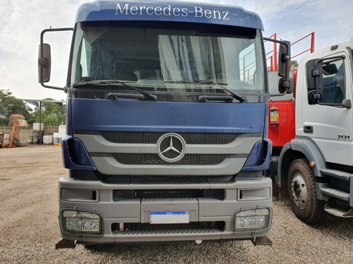 Mercedes-benz Axor 3344 6x4 Ano 2012 Traçado