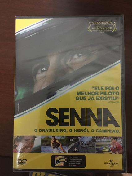 Dvd Senna + Brinde
