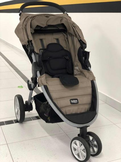 Carrinho E Bebê Conforto Britax B-agile B-safe Isofix