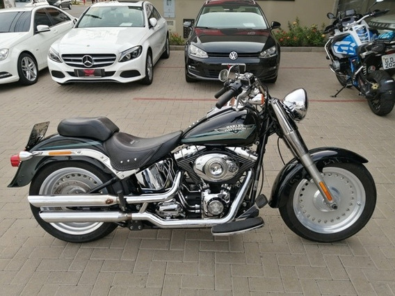 Harley Davidson - Fat Boy - 2009